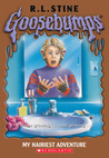 My Hairiest Adventure (Goosebumps, #26)