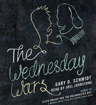 The Wednesday Wars - Audio