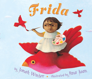Frida by Jonah Winter