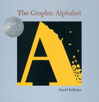 The Graphic Alphabet by David Pelletier