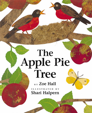 The Apple Pie Tree by Zoe Hall