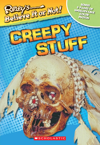 Creepy Stuff by Mary Packard