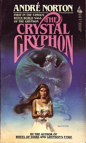 The Crystal Gryphon (Witch World Series 2: High Hallack Cycle, #5)