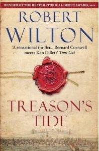 Treason's Tide by Robert    Wilton