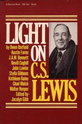 Light on C. S. Lewis by Jocelyn Gibb