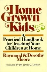 Home Grown Kids by Raymond S. Moore
