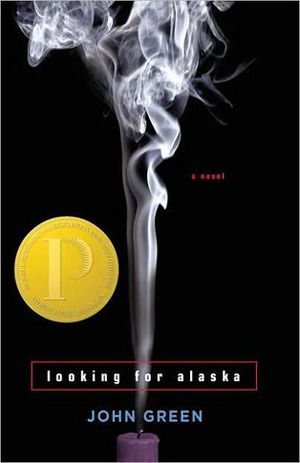 Book Cover Looking for Alaska by John Green