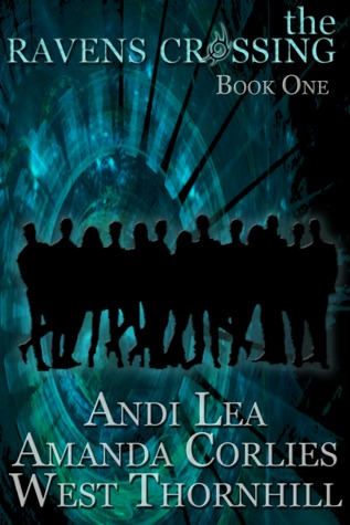 The Ravens Crossing by Andi Lea