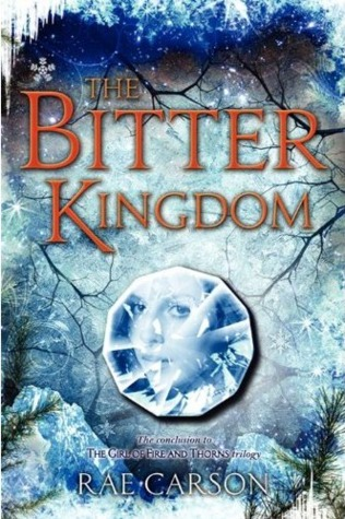 11431896 A Teaser from The Bitter Kingdom by Rae Carson (ARC) + Top Ten Books Dealing With Tough Subjects
