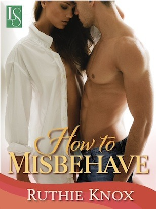 How to Misbehave (Camelot Knox, #1)