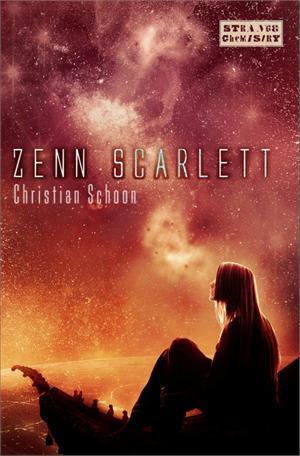 Zenn Scarlett by Christian Schoon