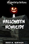 A Halloween Homicide (STAC Mysteries 3)