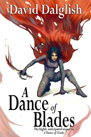A Dance of Blades by David Dalglish