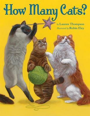 Free Download How Many Cats? PDF by Lauren Thompson, Robin Eley
