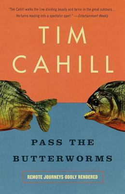 Pass the Butterworms: Remote Journeys Oddly Rendered