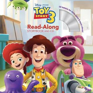 Toy Story 3 Read-Along Storybook and CD