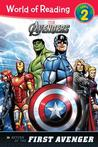 The Return of the First Avenger (The Avengers: World of Reading, Level 2)