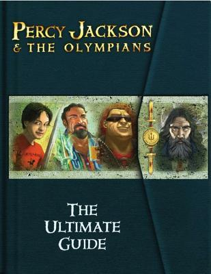 Percy Jackson & the Olympians by Mary-Jane Knight