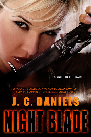 Night Blade by J.C. Daniels // VBC Review