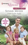A Father for Her Triplets & Her Pregnancy Surprise by Susan Meier