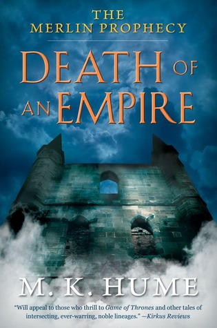 Death of an Empire (Merlin Prophecy #2)