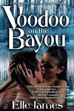 Voodoo on the Bayou (Cajun Magic, #1)