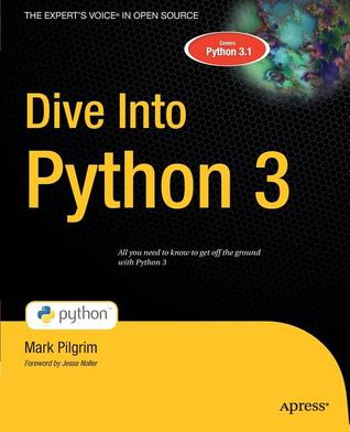 Download online for free Dive Into Python 3 iBook