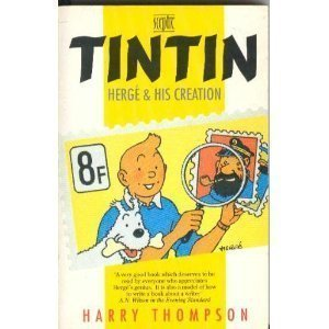 Tintin by Harry Thompson