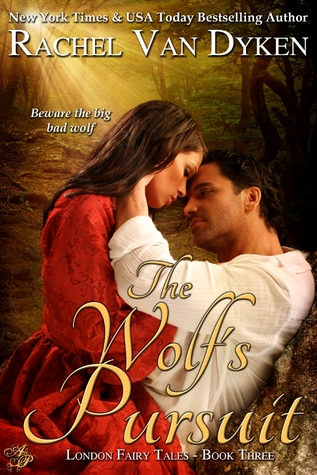 The Wolf's Pursuit (London Fairy Tales, #3)