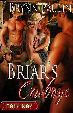 Briar's Cowboys (Daly Way, #5)