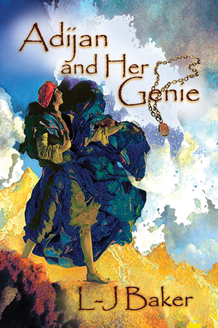 Adijan and Her Genie by L.J. Baker