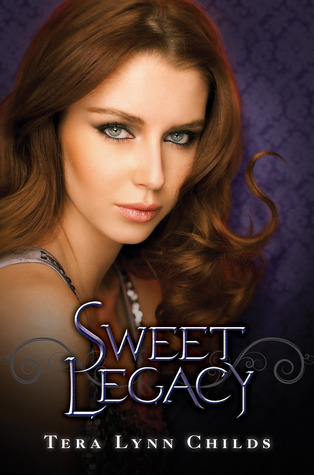 Sweet Legacy (Medusa Girls, #3)