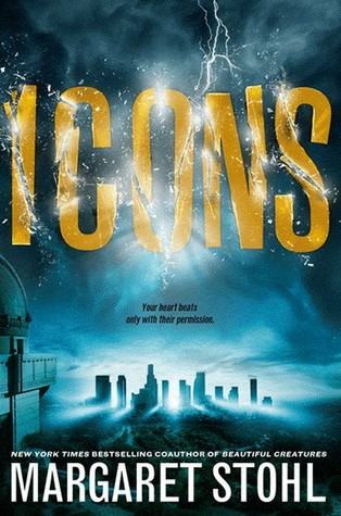 Book Review: Icons (Icons #1) by Margaret Stohl