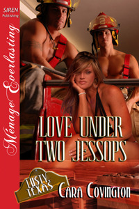 Love Under Two Jessops (Lusty, Texas, #15)