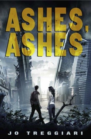 Ashes, Ashes by Jo Treggiari