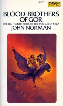 Blood Brothers of Gor by John Norman