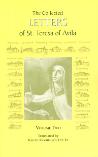 The Collected Letters Of St. Teresa Of Avila by Teresa of Ávila