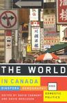 The World in Canada: Diaspora, Demography, and Domestic Politics