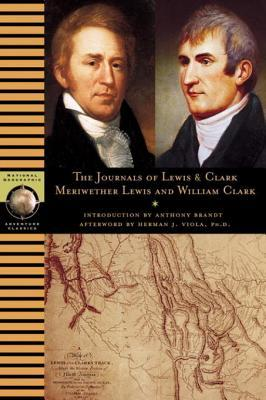Journals of Lewis and Clark by Meriwether Lewis