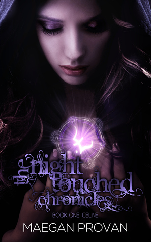 Get Celine (The Night Touched Chronicles #1) by Maegan Provan PDF