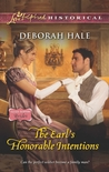 The Earl's Honorable Intentions (Glass Slipper Brides, #3)