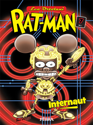 Rat-man 7: Internaut (Rat-man (Croatian edition) #7)