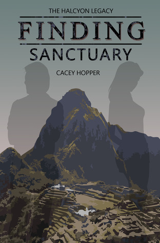 Finding Sanctuary (The Halcyon Legacy #2)