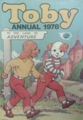 Toby Annual 1978  by  Various