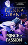 Prince of Passion (The Royal Chronicles, #4)