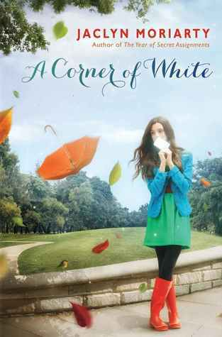 A Corner of White (The Colours of Madeleine #1)