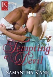 Tempting a Devil (The Saint's Devils #2)