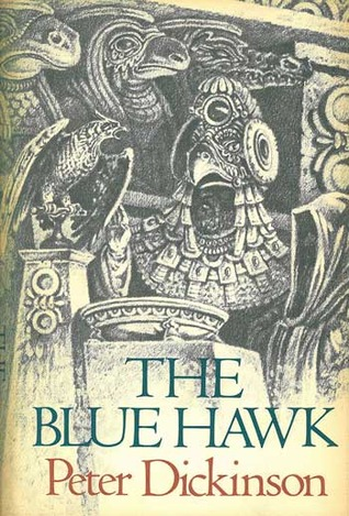 The Blue Hawk by Peter Dickinson