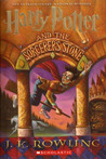 Harry Potter and the Sorcerer's Stone (Harry Potter, #1) cover image