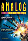 Analog Science Fiction And Fact, May 2013 (Vol 133, No. 5)